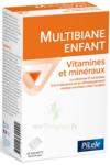 Pileje Multibiane Enfant Vitamines Et Minéraux 20 Sachets à LEVIGNAC