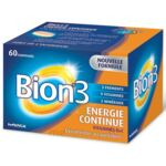 Bion 3 Energie Continue Comprimés B/60 à LEVIGNAC