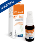 Pileje D3 Biane Spray 1000 Ui - Vitamine D Flacon Spray 20ml à LEVIGNAC
