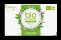 Nutrisanté Infusions Bio Tisane Verveine 20 Sachets à LEVIGNAC