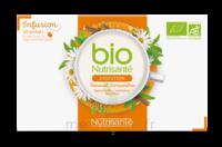 Nutrisanté Infusions Bio Tisane Digestion 20 Sachets à LEVIGNAC