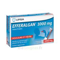 Efferalgan 1g Cappuccino Granules 8 Sachets à LEVIGNAC