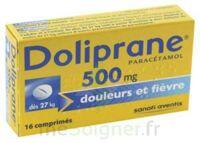 Doliprane 500 Mg Comprimés 2plq/8 (16) à LEVIGNAC