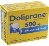 Doliprane 500 Mg Poudre Pour Solution Buvable En Sachet-dose B/12 à LEVIGNAC