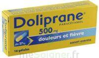 Doliprane 500 Mg Gélules B/16 à LEVIGNAC