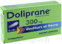 Doliprane 300 Mg Suppositoires 2plq/5 (10) à LEVIGNAC
