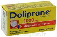 Doliprane 1000 Mg Comprimés Effervescents Sécables T/8 à LEVIGNAC