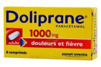 Doliprane 1000 Mg Comprimés Plq/8 à LEVIGNAC