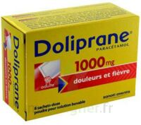 Doliprane 1000 Mg Poudre Pour Solution Buvable En Sachet-dose B/8 à LEVIGNAC