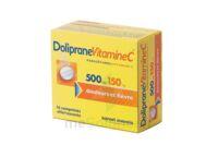 Dolipranevitaminec 500 Mg/150 Mg, Comprimé Effervescent à LEVIGNAC