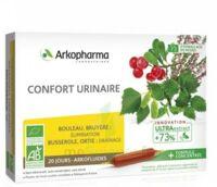 Arkofluide Bio Ultraextract Solution Buvable Confort Urinaire 20 Ampoules/10ml à LEVIGNAC