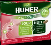 Humer Nez/gorge Jour&nuit 15 Comprimés à LEVIGNAC