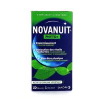 Novanuit Phyto+ Comprimés B/30 à LEVIGNAC