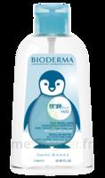 Abcderm H2o Solution Sans Rinçage Nettoyante Bébé Fl Pompe/1l à LEVIGNAC