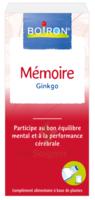 Boiron Mémoire Ginkgo Extraits De Plantes Fl/60ml à LEVIGNAC