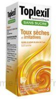 Toplexil 0,33 Mg/ml Sans Sucre Solution Buvable 150ml à LEVIGNAC