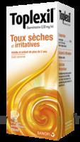 Toplexil 0,33 Mg/ml, Sirop 150ml à LEVIGNAC