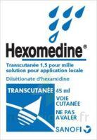 Hexomedine Transcutanee 1,5 Pour Mille, Solution Pour Application Locale à LEVIGNAC