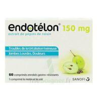Endotelon 150 Mg, Comprimé Enrobé Gastro-résistant à LEVIGNAC
