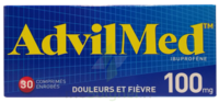 Advilmed 100 Mg Comprimés Enrobés Plq/30 à LEVIGNAC