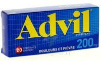 Advil 200 Mg Comprimés Enrobés Plq/2x10 (20) à LEVIGNAC