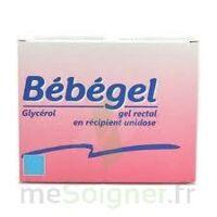Bebegel, Gel Rectal En Récipient Unidose à LEVIGNAC
