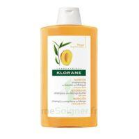 Klorane Beurre De Mangue Shampooing Cheveux Secs 400ml à LEVIGNAC