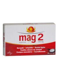 Mag 2 100 Mg, Comprimé  B/120 à LEVIGNAC
