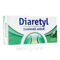 Diaretyl 2 Mg, Gélule à LEVIGNAC
