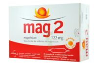 Mag 2 122 Mg S Buv En Ampoule Sans Sucre édulcoré à La Saccharine Sodique 30amp/10ml à LEVIGNAC