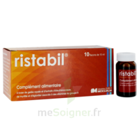 Ristabil Anti-fatigue Reconstituant Naturel B/10 à LEVIGNAC