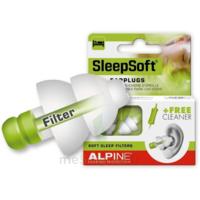 Bouchons D'oreille Sleepsoft Alpine à LEVIGNAC