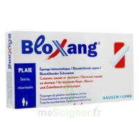 Bloxang Eponge De Gélatine Stérile Hémostatique B/5 à LEVIGNAC