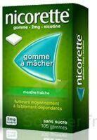 Nicorette 2 Mg Gom à Mâcher Médic Sans Sucre Menthe Fraîche Plq/30gom à LEVIGNAC
