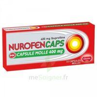 Nurofencaps 400 Mg Caps Molle Plq/10 à LEVIGNAC