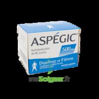 Aspegic 500 Mg, Poudre Pour Solution Buvable En Sachet-dose 20 à LEVIGNAC
