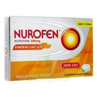 Nurofen 200 Mg, Comprimé Orodispersible à LEVIGNAC