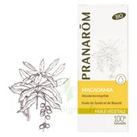 Pranarom Huile Végétale Bio Macadamia 50ml à LEVIGNAC