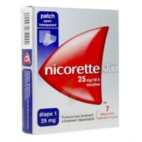 Nicoretteskin 25 Mg/16 H Dispositif Transdermique B/28 à LEVIGNAC