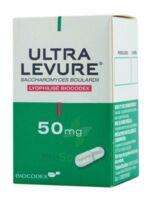 Ultra-levure 50 Mg Gélules Fl/50 à LEVIGNAC