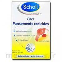 Scholl Pansements Coricides Cors à LEVIGNAC