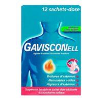 Gavisconell Suspension Buvable Sachet-dose Menthe Sans Sucre 12sach/10ml à LEVIGNAC