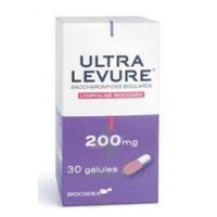 Ultra-levure 200 Mg Gélules Fl/30 à LEVIGNAC
