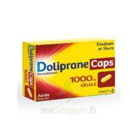 Dolipranecaps 1000 Mg Gélules Plq/8 à LEVIGNAC