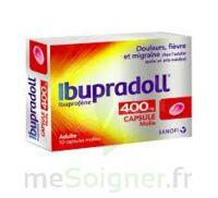 Ibupradoll 400 Mg Caps Molle Plq/10 à LEVIGNAC