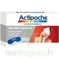 Actipoche Masque Thermique Yeux Et Tempes B/1 à LEVIGNAC