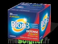Bion 3 Défense Junior Comprimés à Croquer Framboise B/30 à LEVIGNAC