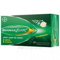 Beroccaboost Comprimés Effervescents B/20 à LEVIGNAC