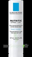 Nutritic Stick Lèvres Sèche Sensibles 2 Etui/4,7ml à LEVIGNAC