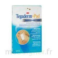 Tegaderm + Pad, 5 Cm X 7 Cm , Bt 5 à LEVIGNAC